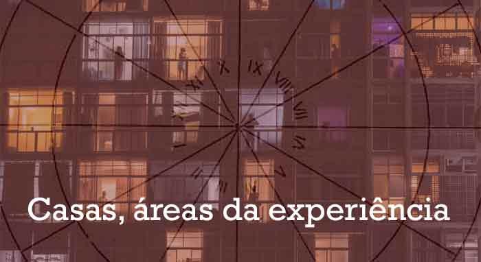 Casas, Áreas da Experiência