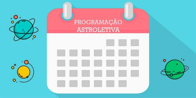 Programação Astroletiva